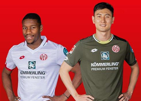 Camiseta Lotto del Mainz 05 2019/20 | Imágenes Web Oficial