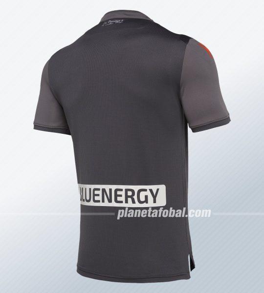 Tercera camiseta Macron del Udinese 2019/20   Imagen Web Oficial