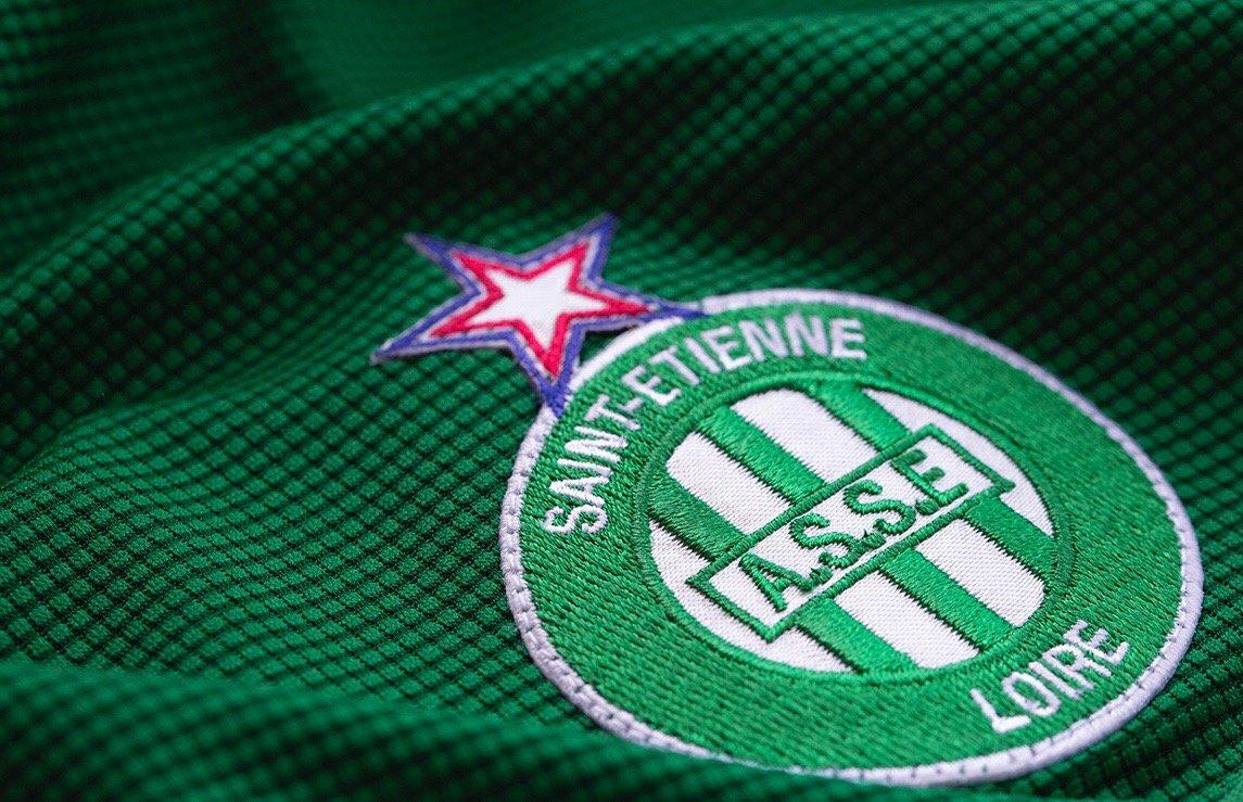 Camiseta titular le coq sportif del Saint-Étienne 2019/20 | Imagen Web Oficial