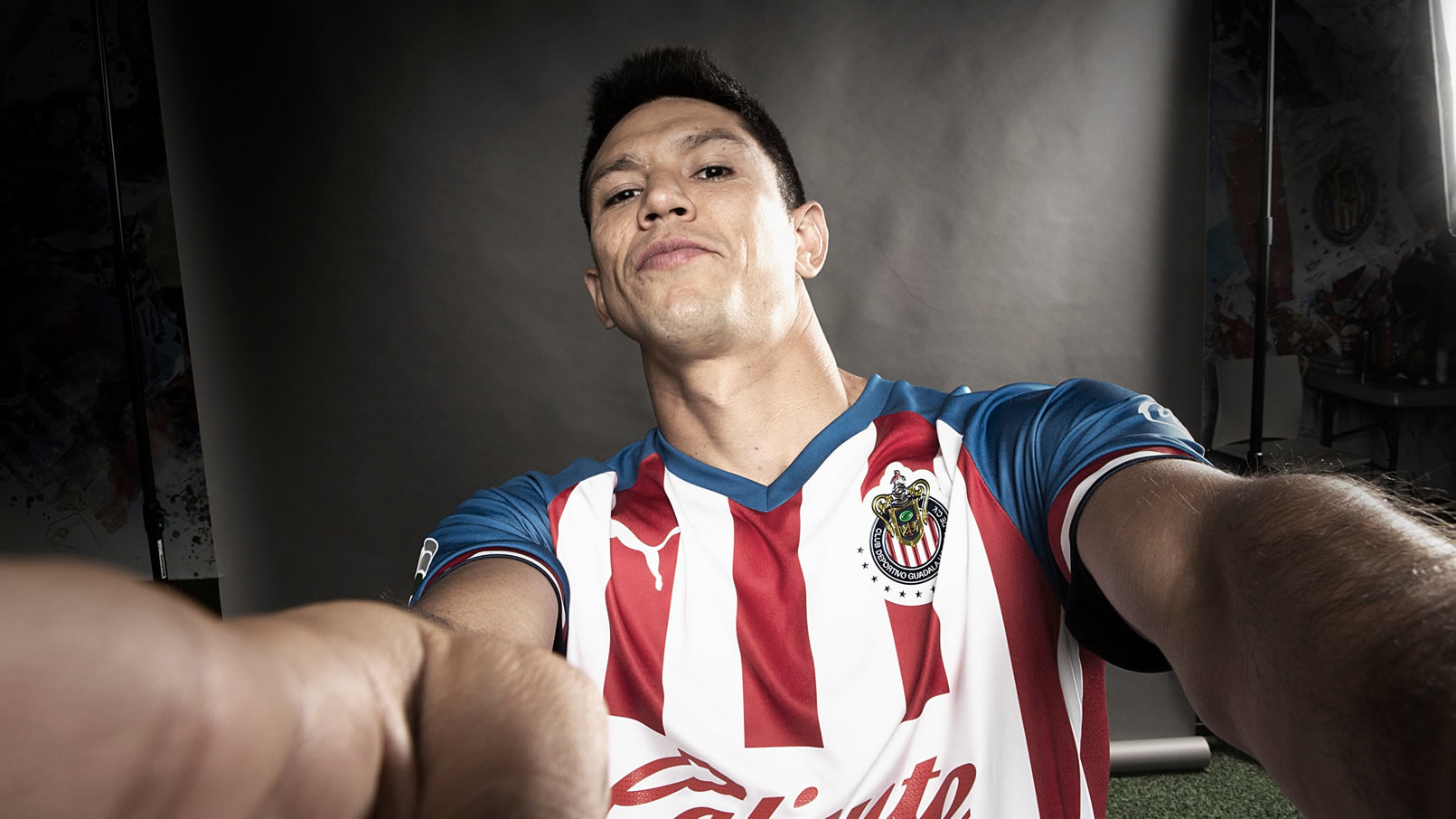 Camiseta local de las Chivas de Guadalajara 2019/20 | Imagen Puma