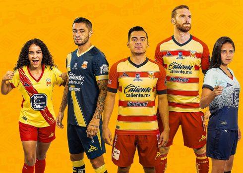 Camisetas Pirma de los Monarcas Morelia 2019/20   Imagen Twitter Oficial