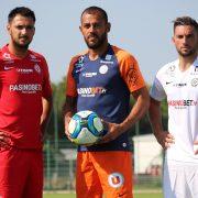 Camisetas Nike del Montpellier 2019/20   Imagen Web Oficial
