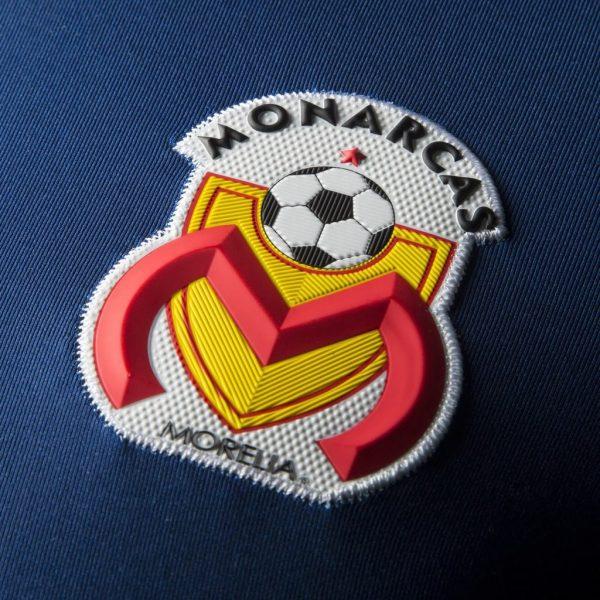 Camiseta visita Pirma de los Monarcas Morelia 2019/20 | Imagen Twitter Oficial