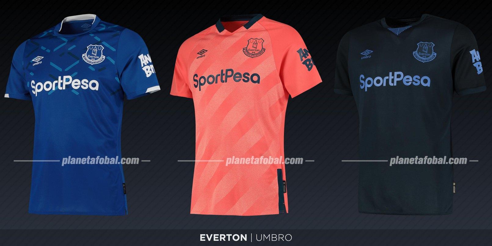 Evrton (Umbro) | Camisetas de la Premier League 2019-2020