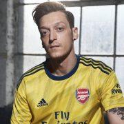Camiseta suplente del Arsenal 2019/2020   Imagen Adidas