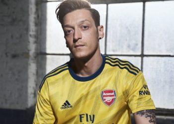 Camiseta suplente del Arsenal 2019/2020 | Imagen Adidas