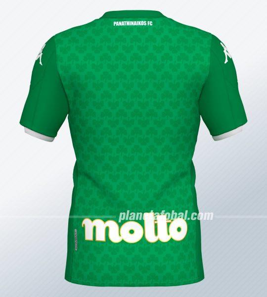Camisetas del Panathinaikos 2019/20 | Imagen Kappa