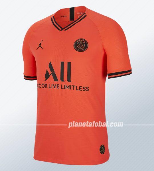 Camiseta suplente Jordan del PSG 2019/20 | Imagen Nike
