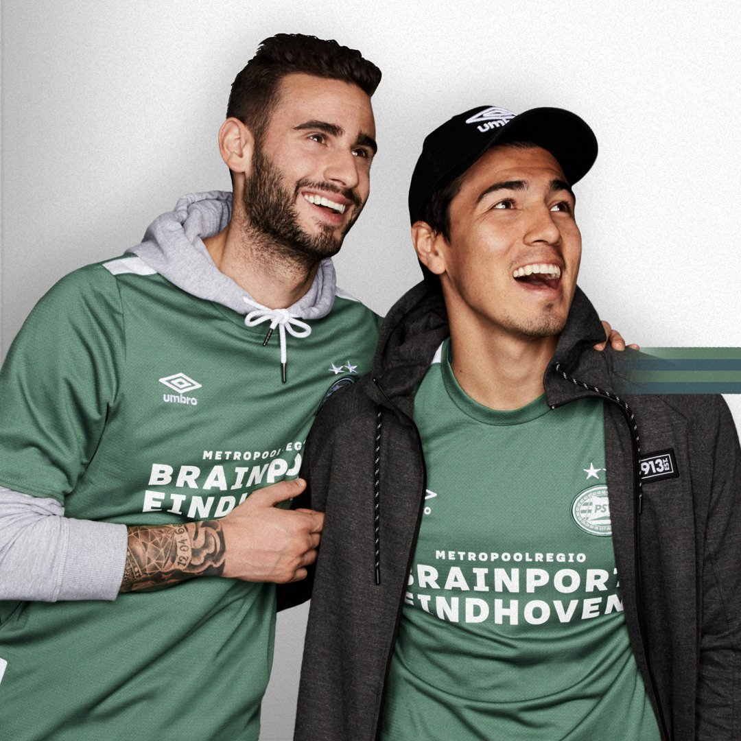 Tercera camiseta Umbro del PSV Eindhoven 2019/20 | Imagen Umbro