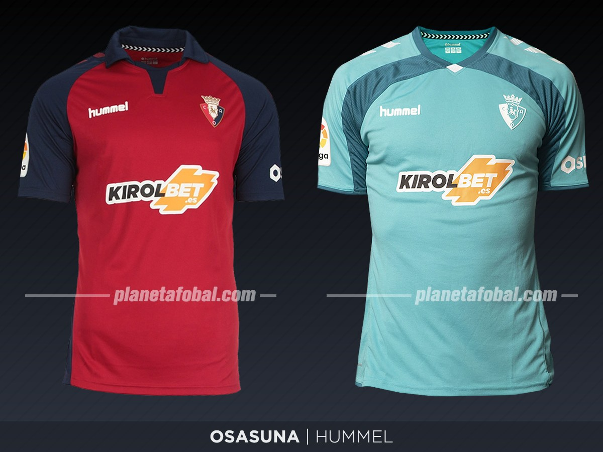 CA Osasuna (Hummel) | Camisetas de LaLiga 2019-2020