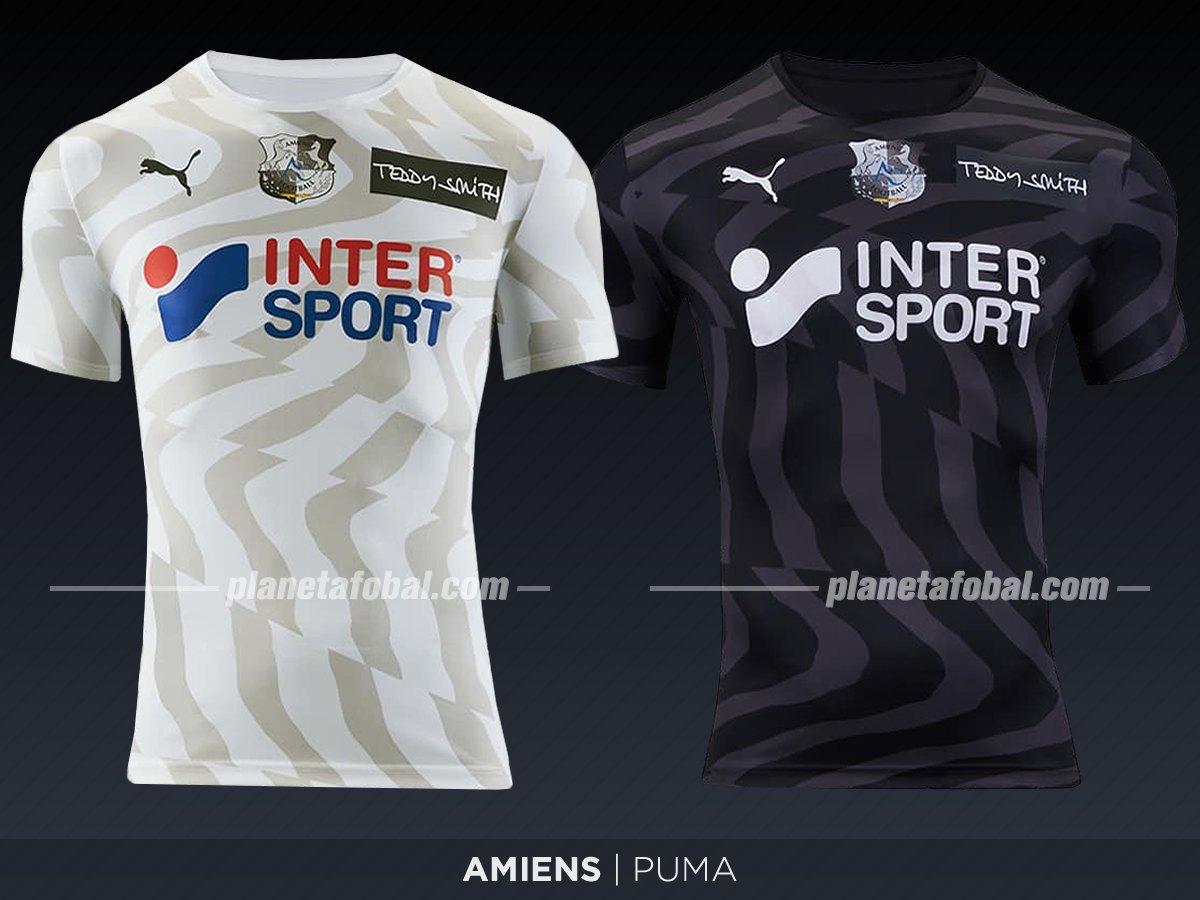Amiens (Puma) | Camisetas de la Ligue 1 2019-2020