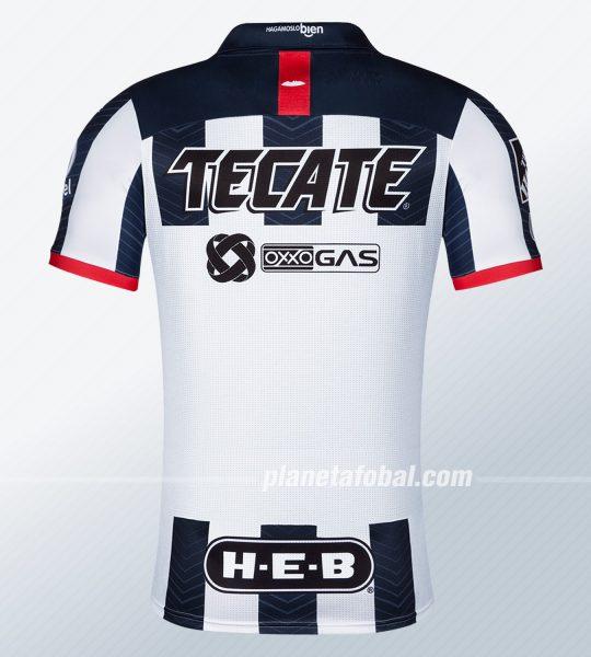Camiseta local Puma del Monterrey 2019/20 | Imagen Web Oficial