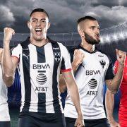 Camisetas Puma del Monterrey 2019/20 | Imagen Twitter Oficial