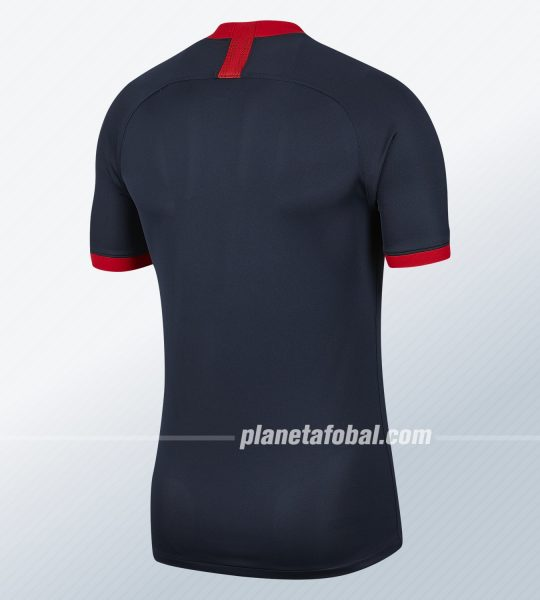 Camiseta suplente del RB Leipzig 2019/20 | Imagen Nike