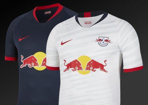 Camisetas del RB Leipzig 2019/20 | Imagen Nike