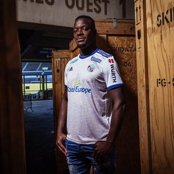 Camisetas Adidas del RC Strasbourg Alsace 2019/20 | Imagen Web Oficial