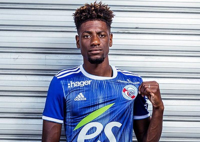 Camisetas Adidas del RC Strasbourg Alsace 2019/20   Imagen Web Oficial