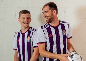 Primera equipación Adidas del Real Valladolid 2019/2020 | Imagen Web Oficial
