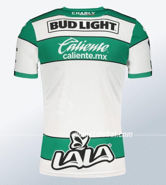 Camiseta local del Santos Laguna 2019/20 | Imagen Charly Fútbol
