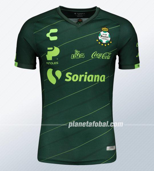Camiseta visita del Santos Laguna 2019/20 | Imagen Charly Fútbol