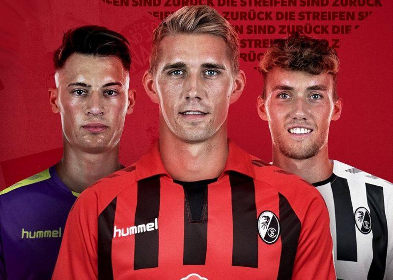 Camisetas Hummel del SC Freiburg 2019/20 | Imagen Web Oficial