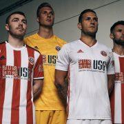 Camisetas Adidas del Sheffield United 2019/20   Imagen Web Oficial
