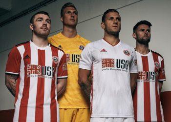 Camisetas Adidas del Sheffield United 2019/20 | Imagen Web Oficial