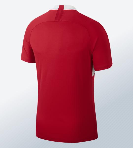 Camiseta titular del Spartak Moscú 2019/2020 | Imagen Nike