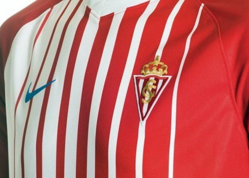 Camisetas Nike del Sporting de Gijón 2019/20 | Imagen Web Oficial