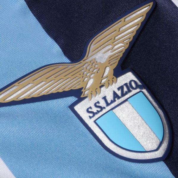 Camiseta suplente Macron de la Lazio 2019/2020 | Imagen Web Oficial