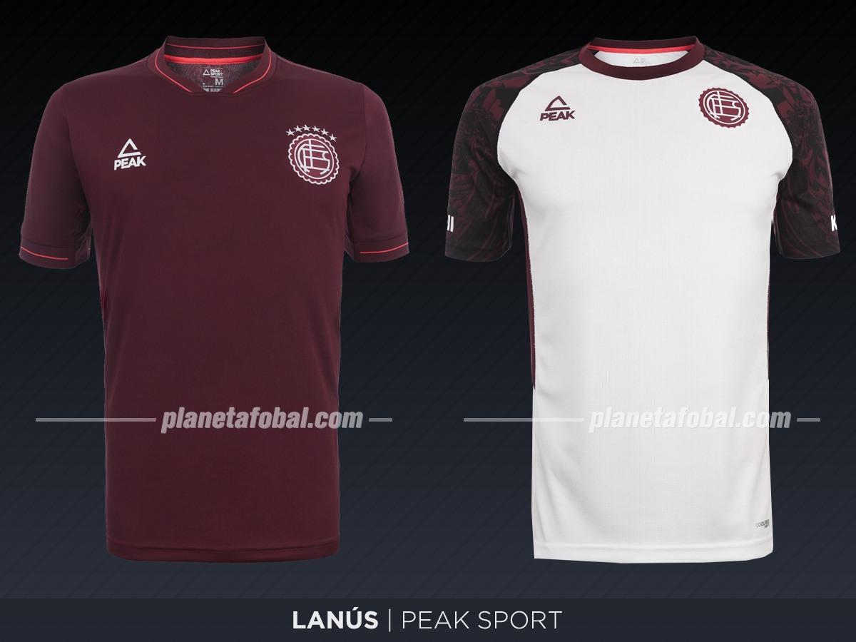 Lanús (Peak Sport) | Camisetas de la Superliga 2019/2020