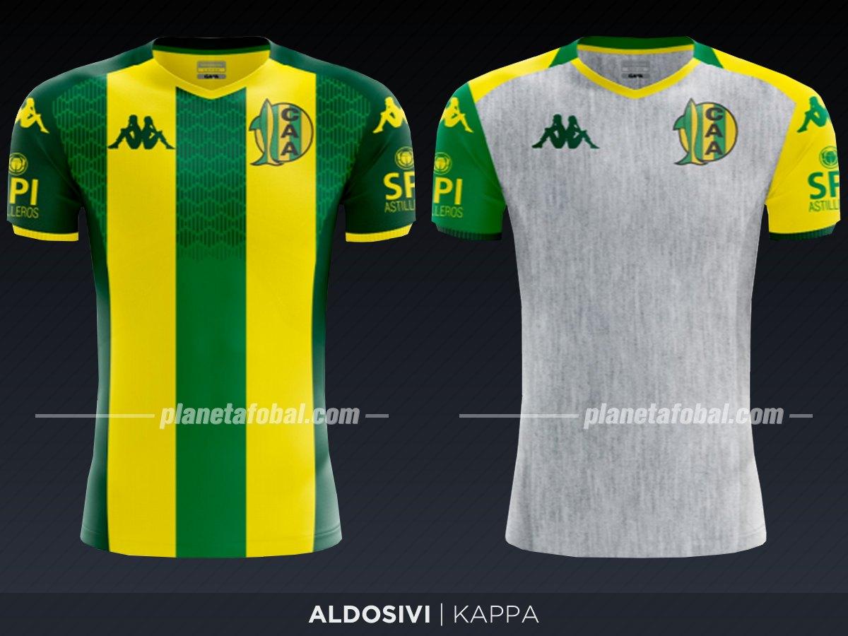 Aldosivi (Kappa) | Camisetas de la Superliga 2019/2020