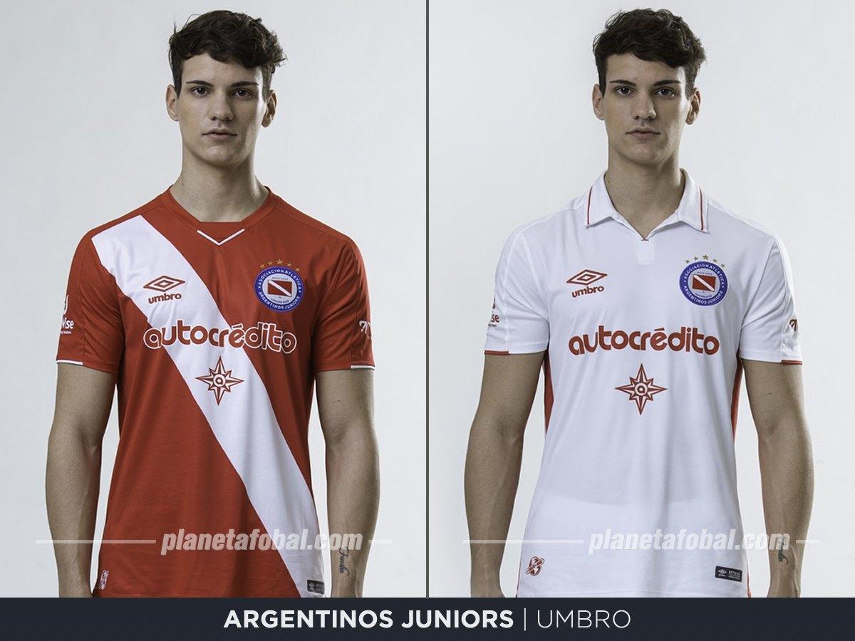 Argentinos (Umbro) | Camisetas de la Superliga 2019/2020