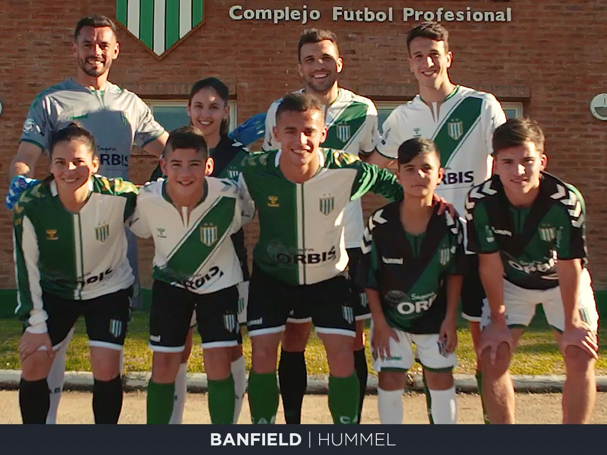 Benfield (Hummel) | Camisetas de la Superliga 2019