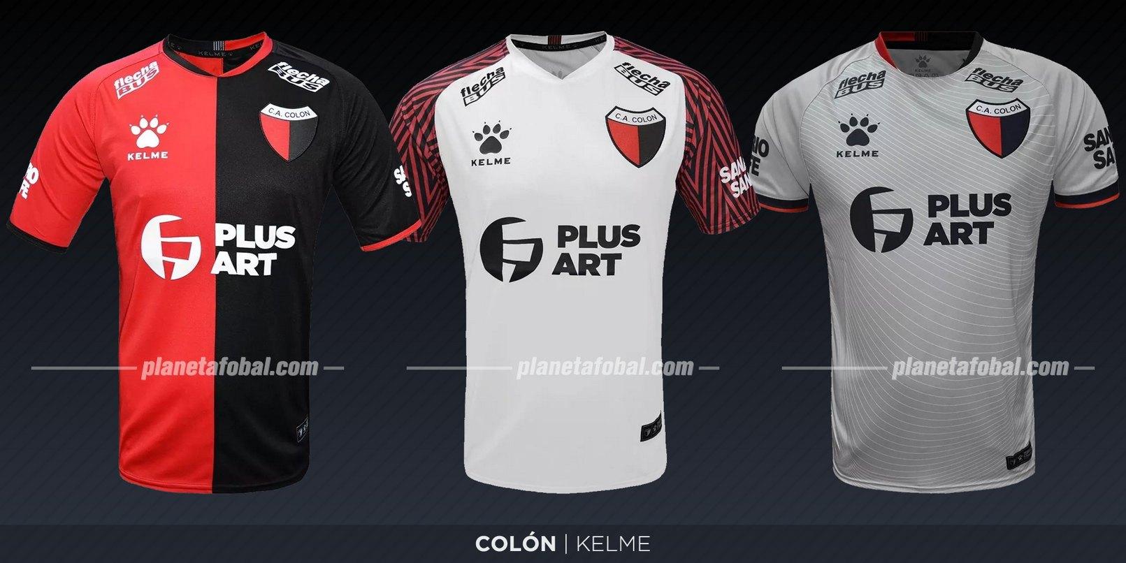 Colón (Kelme) | Camisetas de la Superliga 2019/2020