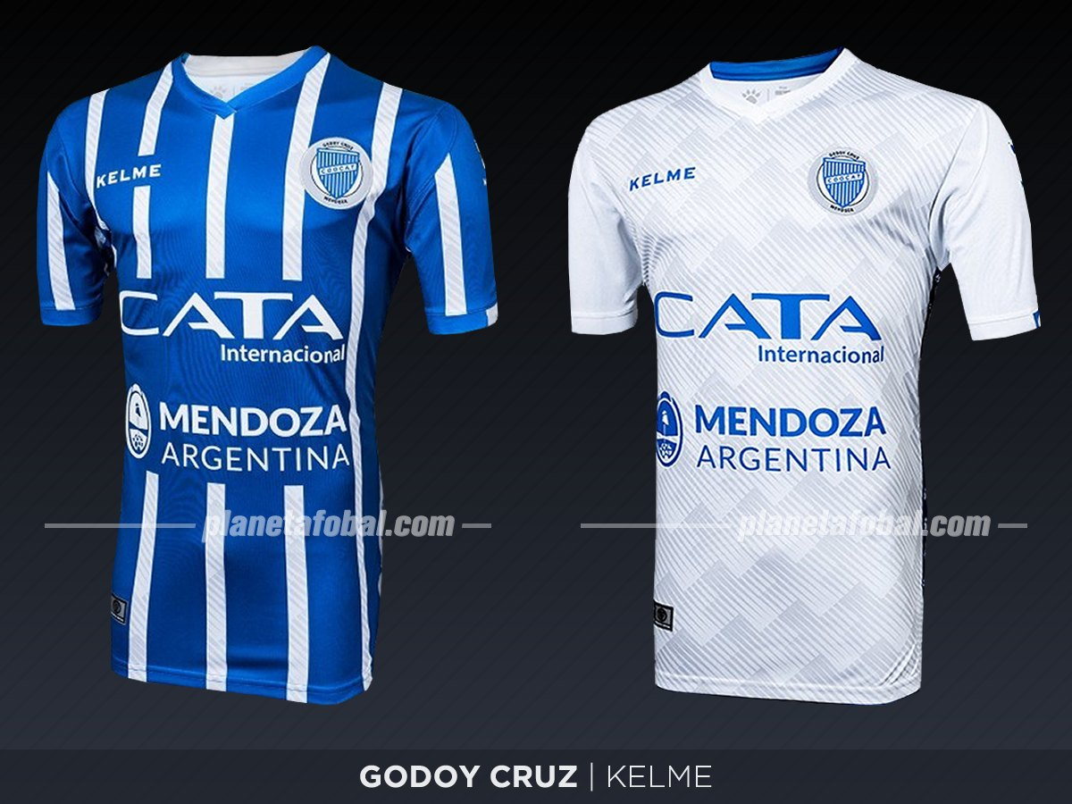 Godoy Cruz (Kelme) | Camisetas de la Superliga 2019