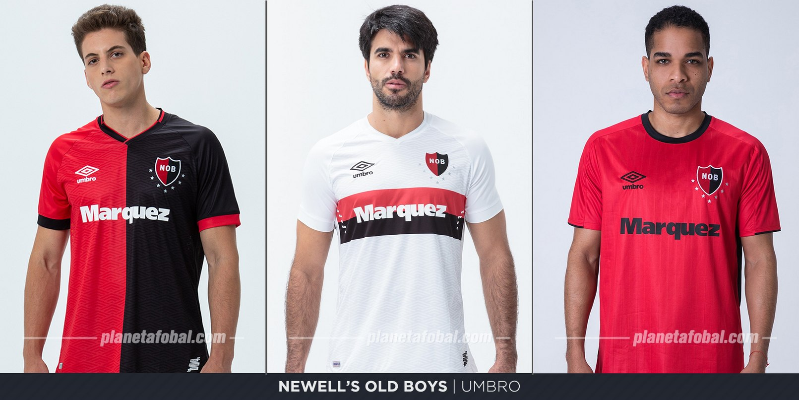 Newell's (Umbro) | Camisetas de la Superliga 2019