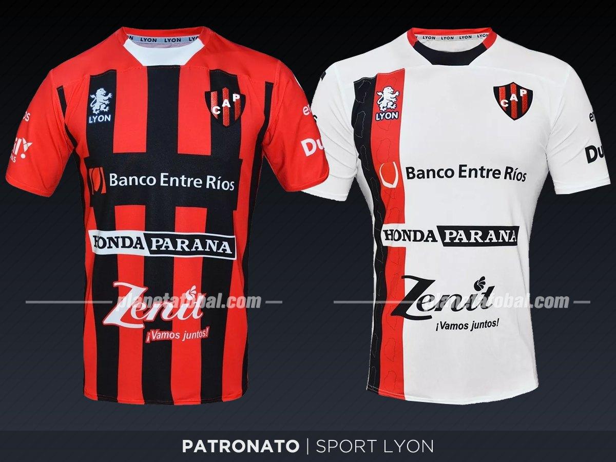 Patronato (Sport Lyon) | Camisetas de la Superliga 2019/2020