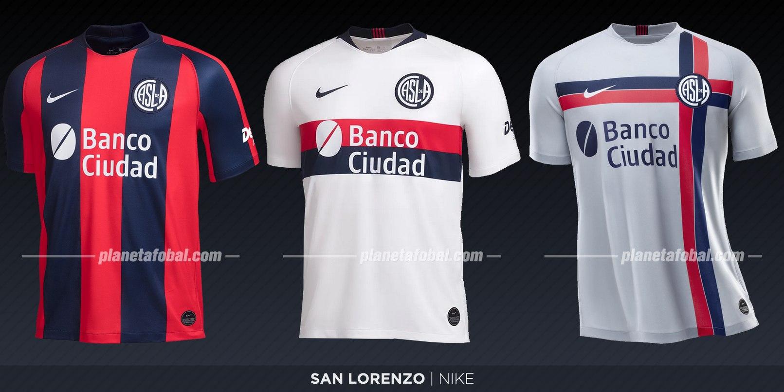 San Lorenzo (Nike) | Camisetas de la Superliga 2019/2020