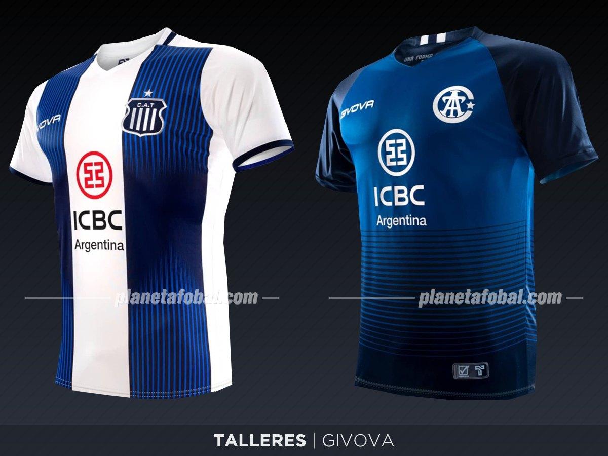 Talleres (Givova) | Camisetas de la Superliga 2019/2020