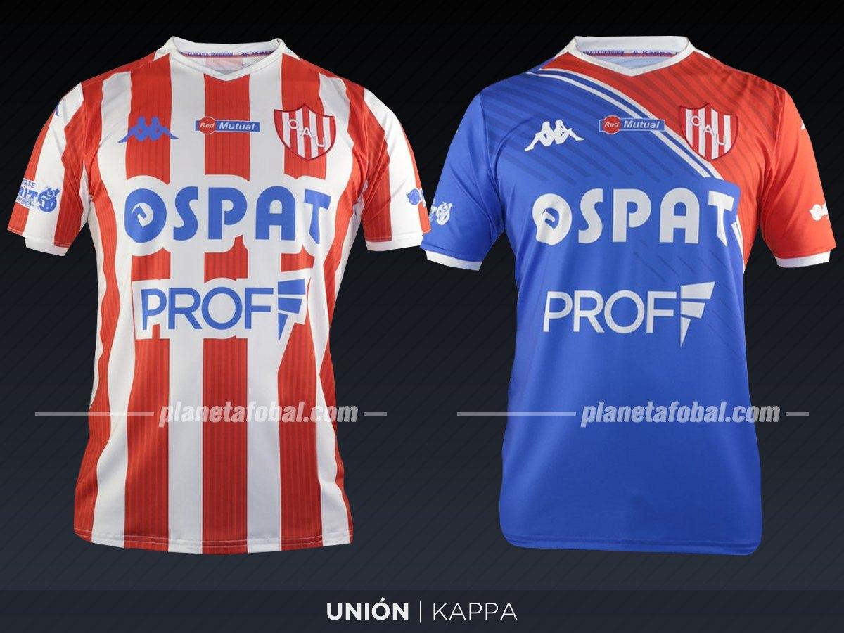 Unión (Kappa) | Camisetas de la Superliga 2019/2020