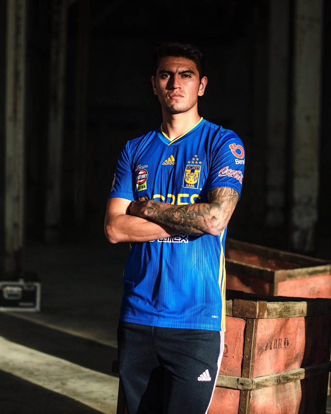 Camisetas Adidas de los Tigres UANL 2019/20 | Imagen Instagram Oficial