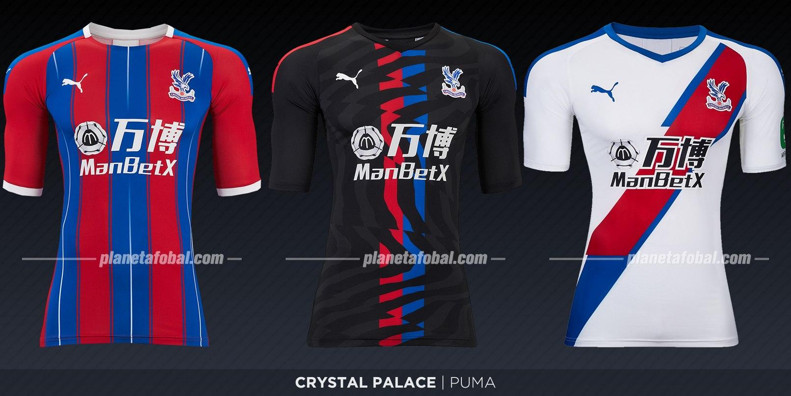 Crystal Palace (Puma) | Camisetas de la Premier League 2019-2020