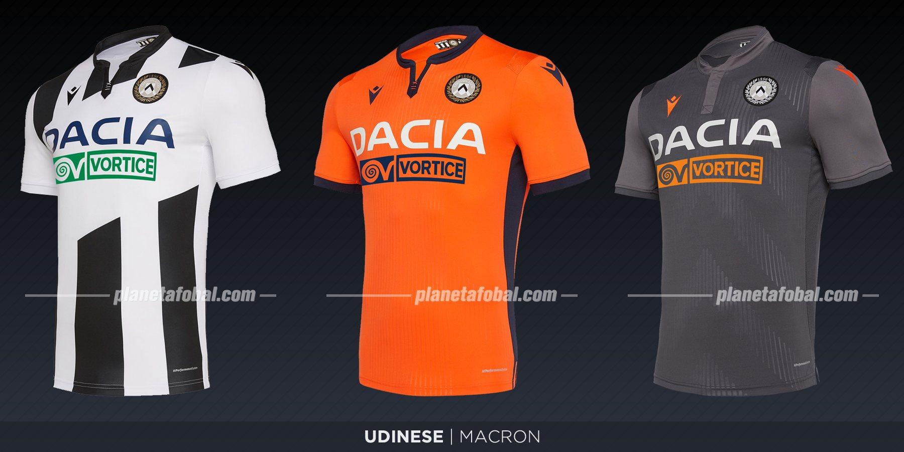 Udinese (Macron) | Camisetas de la Serie A 2019-2020