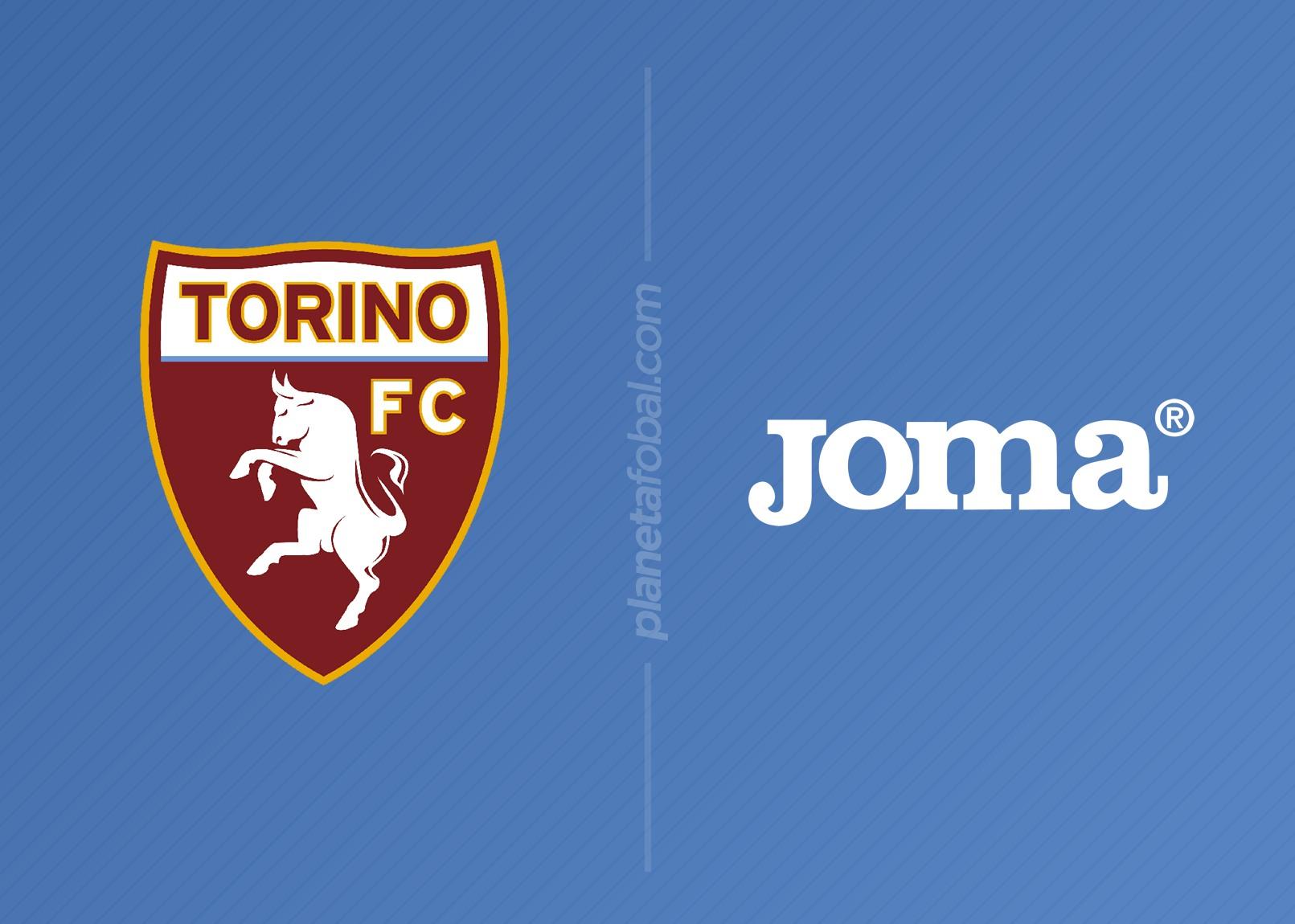 Torino FC anuncia contrato con Joma
