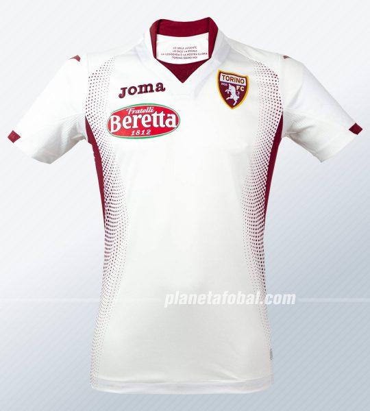 Camiseta suplente Joma del Torino 2019/20 | Imagen Web Oficial
