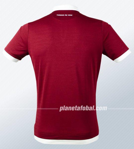 Camiseta titular Joma del Torino 2019/20 | Imagen Web Oficial