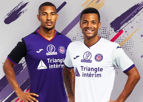 Camisetas Joma del Toulouse FC 2019/20 | Imagen Web Oficial