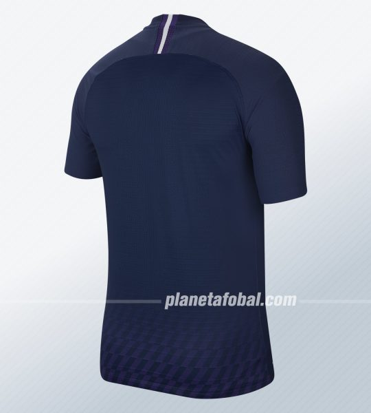 Camiseta suplente del Tottenham 2019/2020   Imagen Nike
