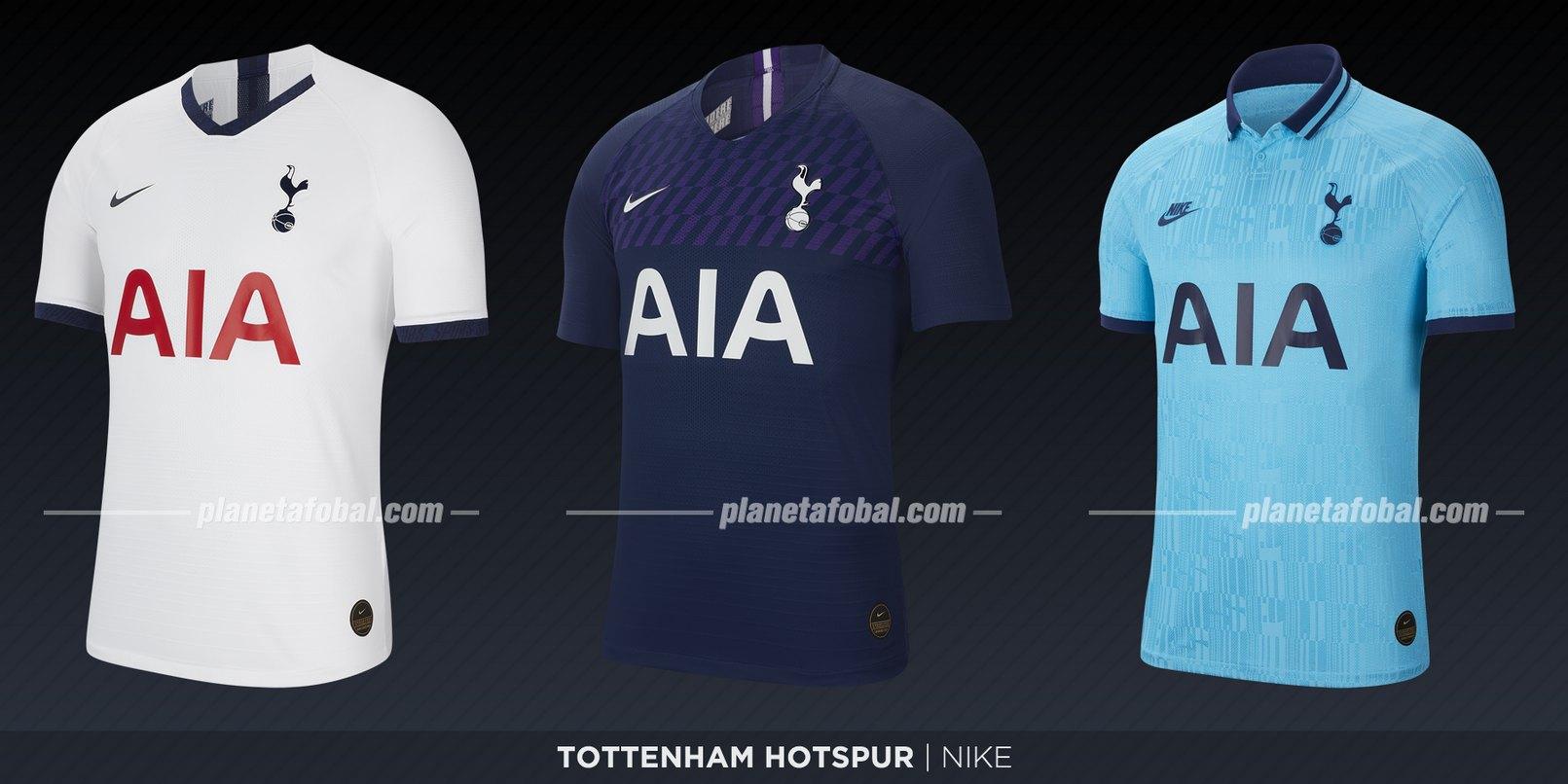 Tottenham (Nike) | Camisetas de la Premier League 2019-2020